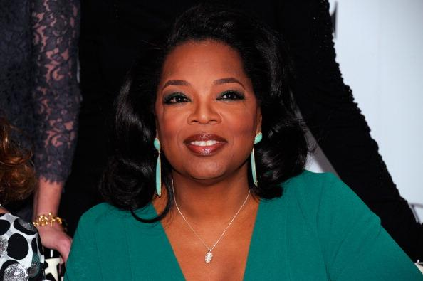 Oprah Winfrey  (Photo by Andrew H. Walker/Getty Images)