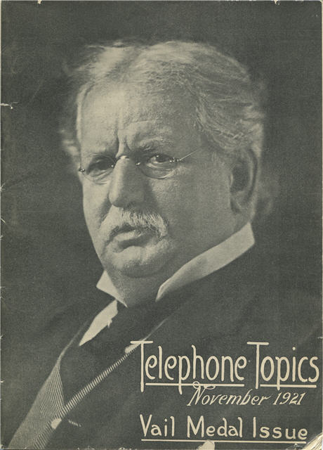 Theodore Newton Vail AT&T - A Telecom Giant - (1845-1921)