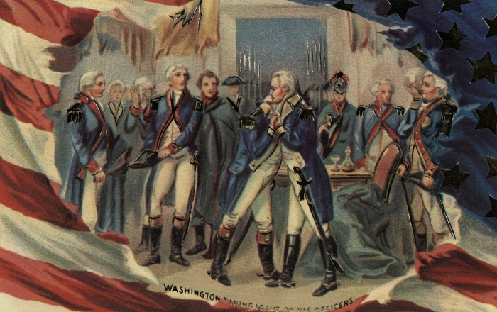 georgewashingtonfarewelltooofficers